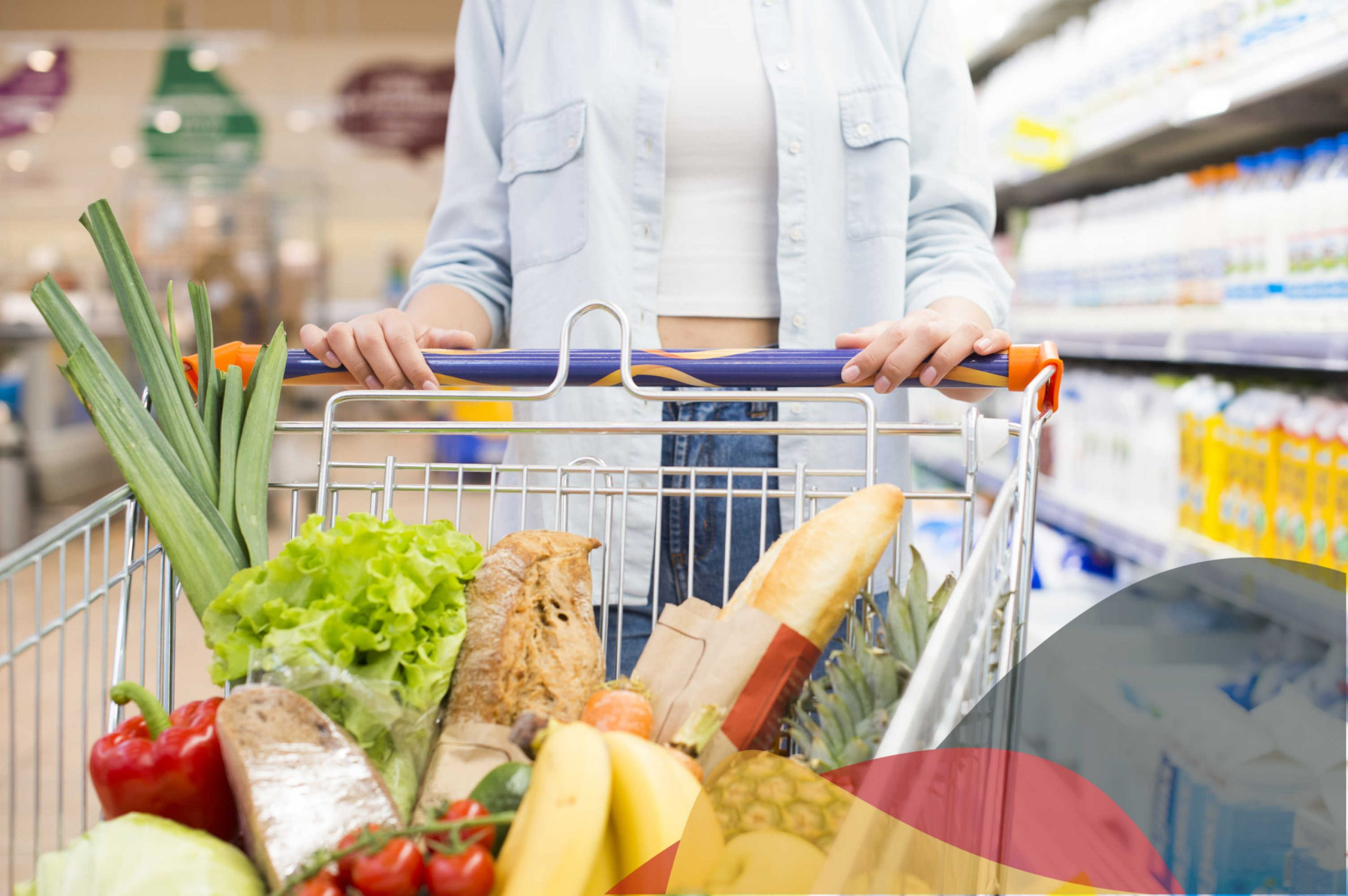 Cost of groceries in Germany