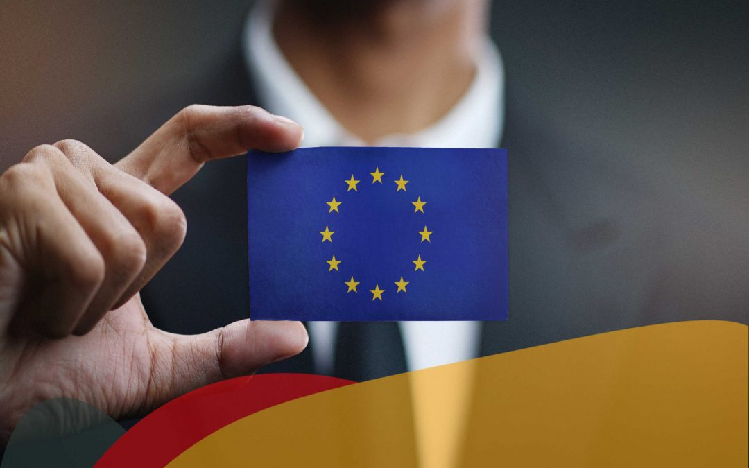 What is EU Blue Card and things related to that?
