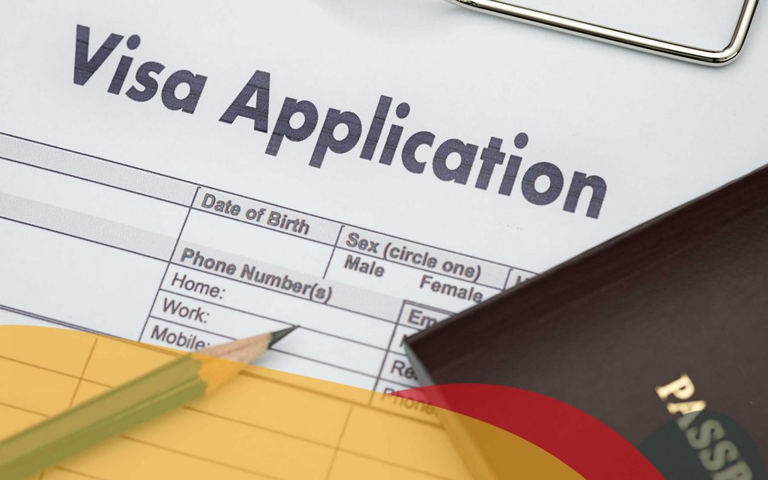 German visa document verification process
