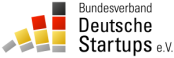 German Startup Association logo